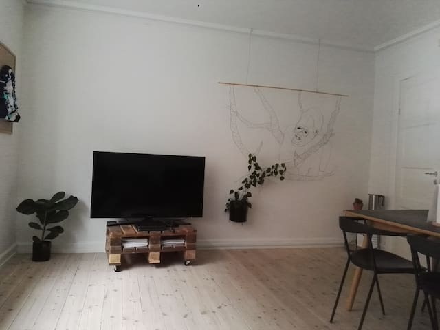 Apartment (56m2) near the city