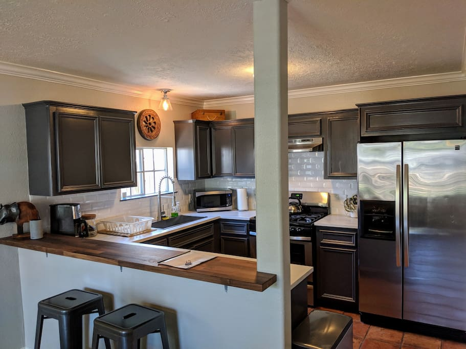 Newly remodeled kitchen!