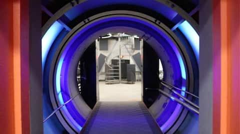 Luxury Titan II -ydinohjuskompleksi