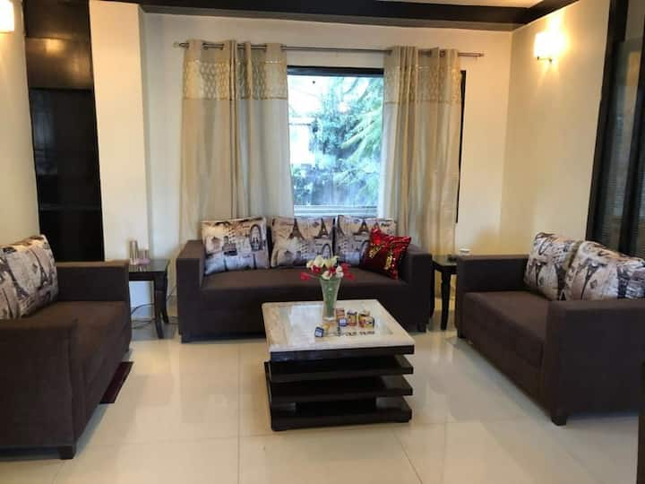 Sunbeam 3BHK Apartment