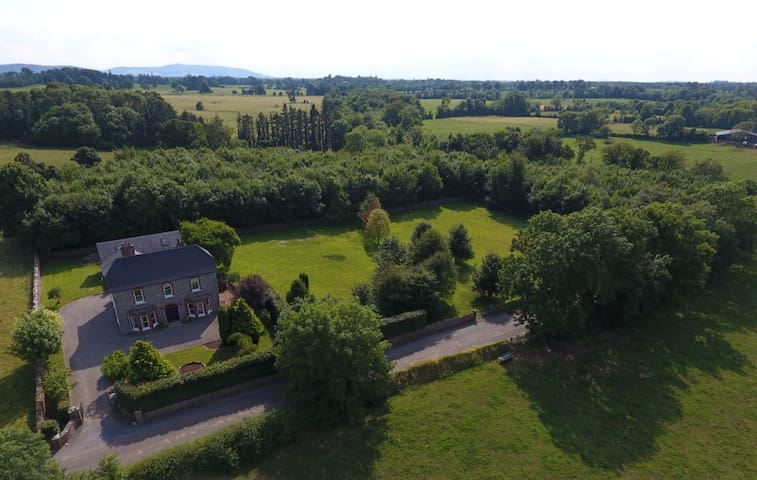The Old Curate's House (Tipperary) Sleeps 6/7