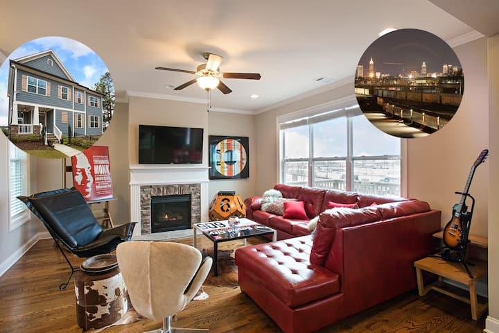 Deluxe West Midtown Home Stunning 180Skyline Views