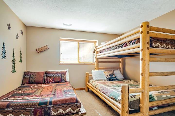 down stair bedroom three