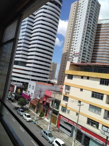Apartamento aconchegante em região nobre de Belém