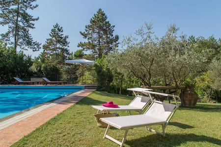 Ospedaletto 57, GuestHouse with garden and pool - Brisighella - Дом
