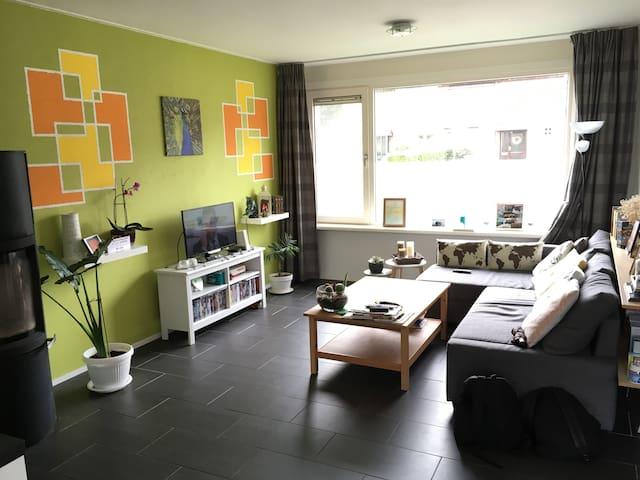 Modern room near Amsterdam/Schiphol/Keukenhof