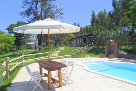 Pousada Ruraltur Santa Isabel - Santa Isabel