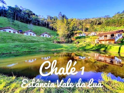Chalé1 de Montanha - Estância Vale da Lua