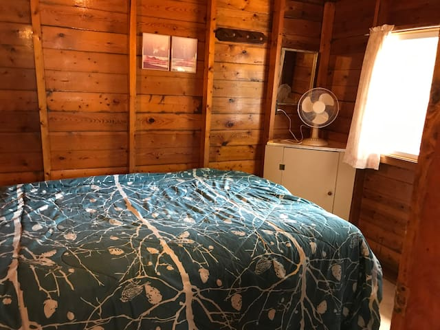 2-bedroom - Cottage #3 - First Bedroom
