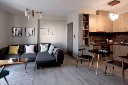 Traveller's apartment - Alexandroupoli - Huoneisto