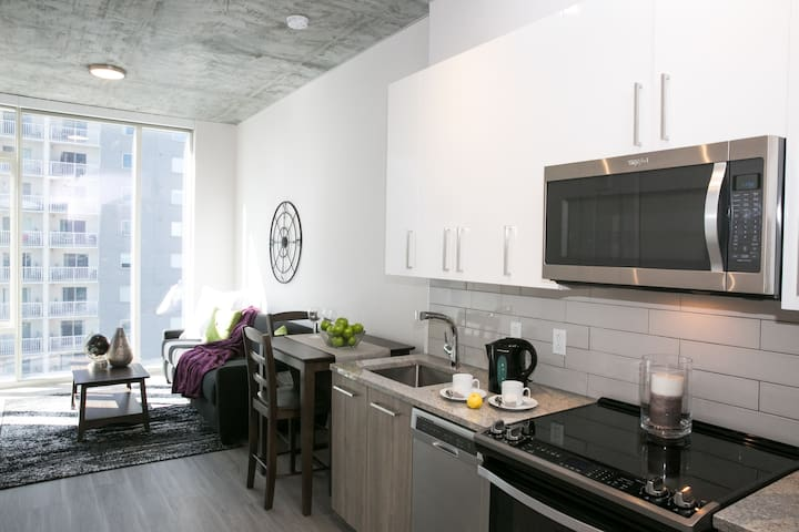 Valuable One Bedroom Loft at 505