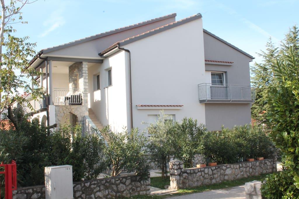 Vilaveja house