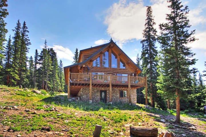 Lone Star Lodge Colorado Mountain Getaway