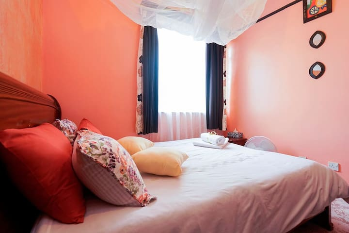 Private room 7min JKIA airport & 11min SGR station