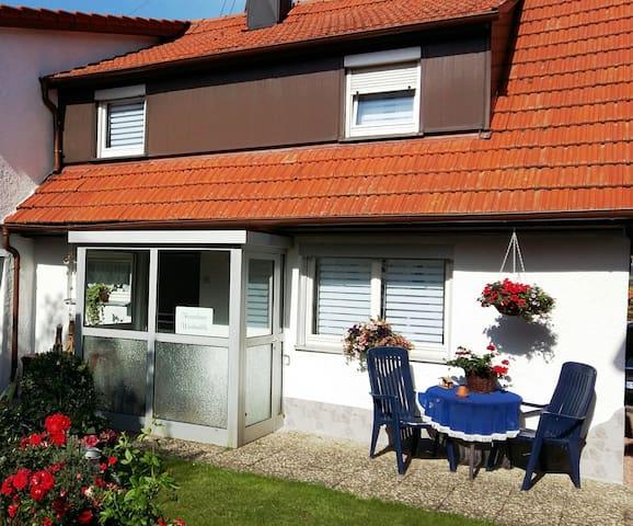 Ferienhaus Windmühle - Sonnenbühl - House