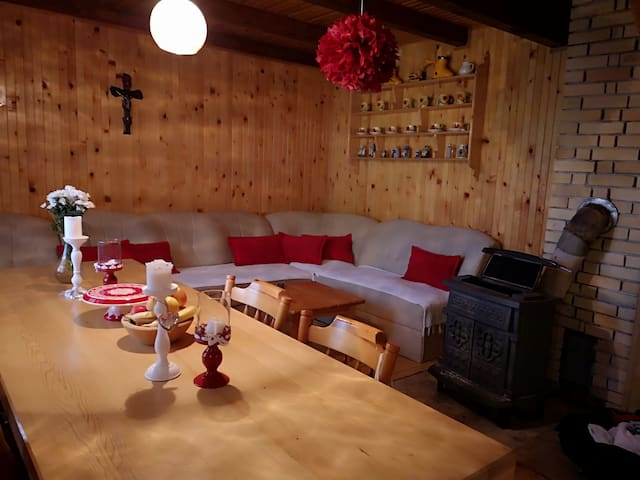 Planinska kuća (5soba)