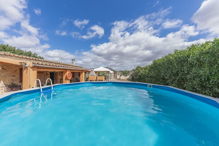NEW!Can Calistro:Traditional finca in a quiet area