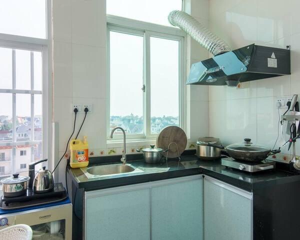 经典中式/舒适豪华精品云浮小区公寓