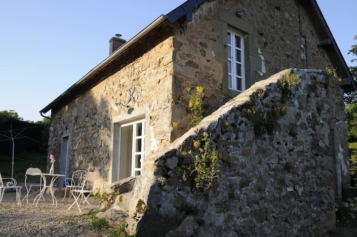 Thivelle - Old stone cottage in Morvan - Cussy-en-Morvan