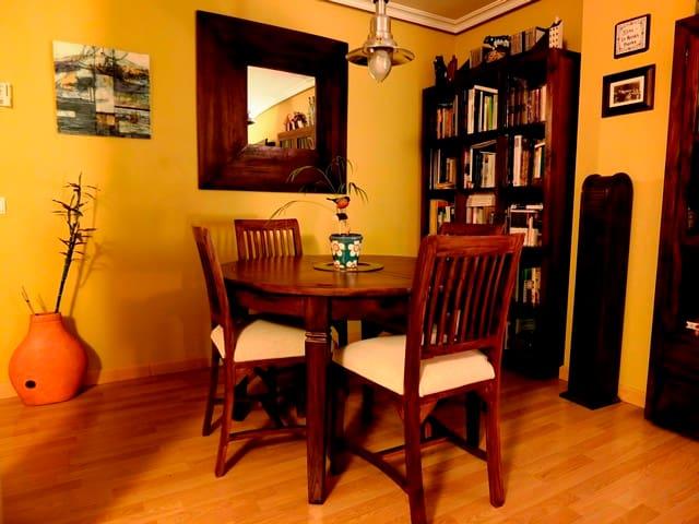 Apartamento céntrico con garage - Zamora - Pis
