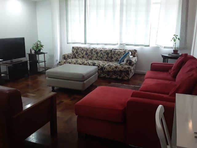 Large apartment in beautiful and safe area