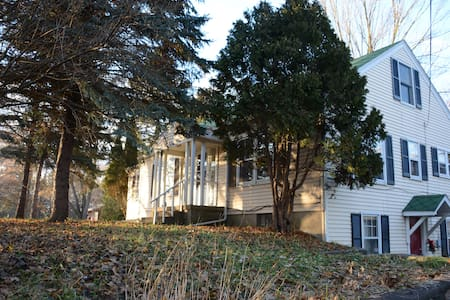 Spacious & Secluded Country Home on Acreage
