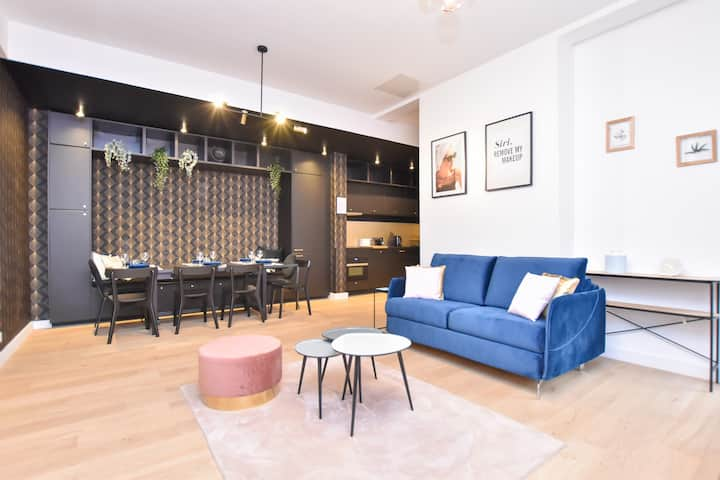 Canal Saint Martin - AMAZING 12P/4BR apartment