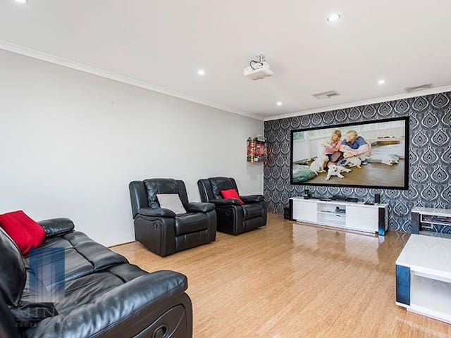 A modern 3 bedroom fully furnished villa