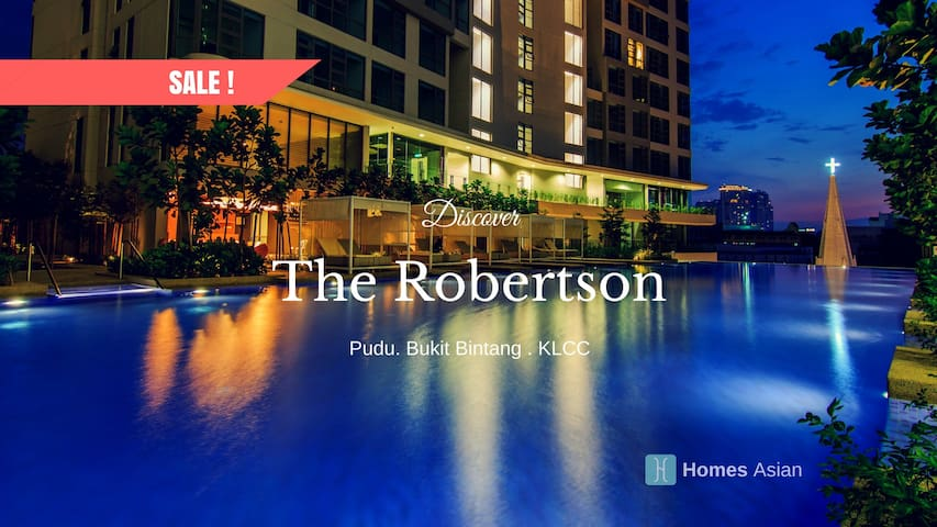 B168 The Robertson Suite 2Room, Bukit Bintang