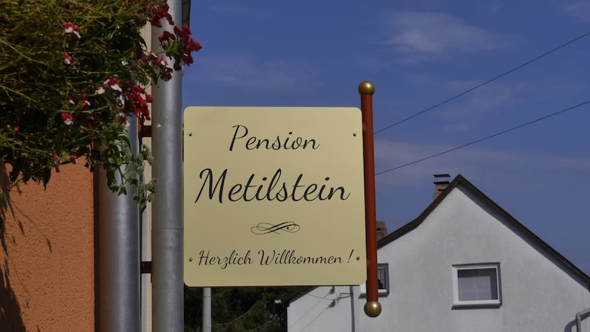 Pension- zentral in Eisenach-Natur-Kultur-direkt