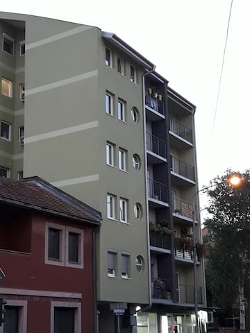 apartman city center Valjevo - Valjevo - Wohnung