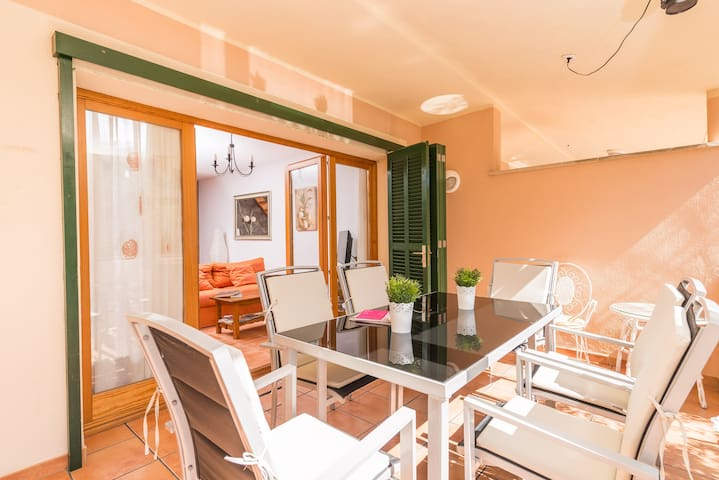 LLAC GRAN - Chalet for 5 people in Port d'Alcudia.