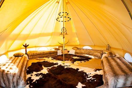 Errekondoa: Lodge 3 (tente inuit) - Khemah Tipi