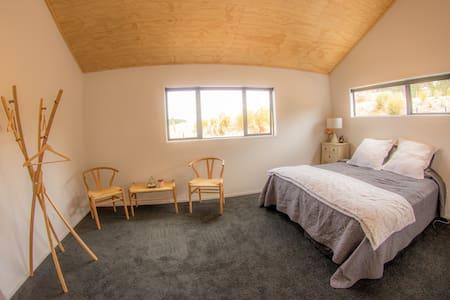 Modern Country Lodge, private room & bathroom - Waipapakauri - B&B/民宿/ペンション