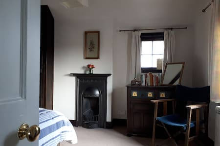 Welcoming, dog friendly cottage and garden.