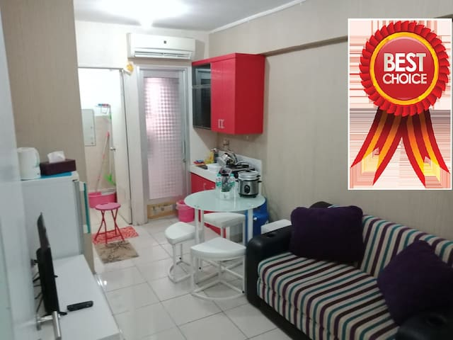 ✪MOST WANTED Stay at PLUIT✪MallAccess,Cozy,Simple✪