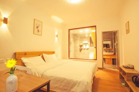 苍山脚下的简约大床房 - Dali - Hostel