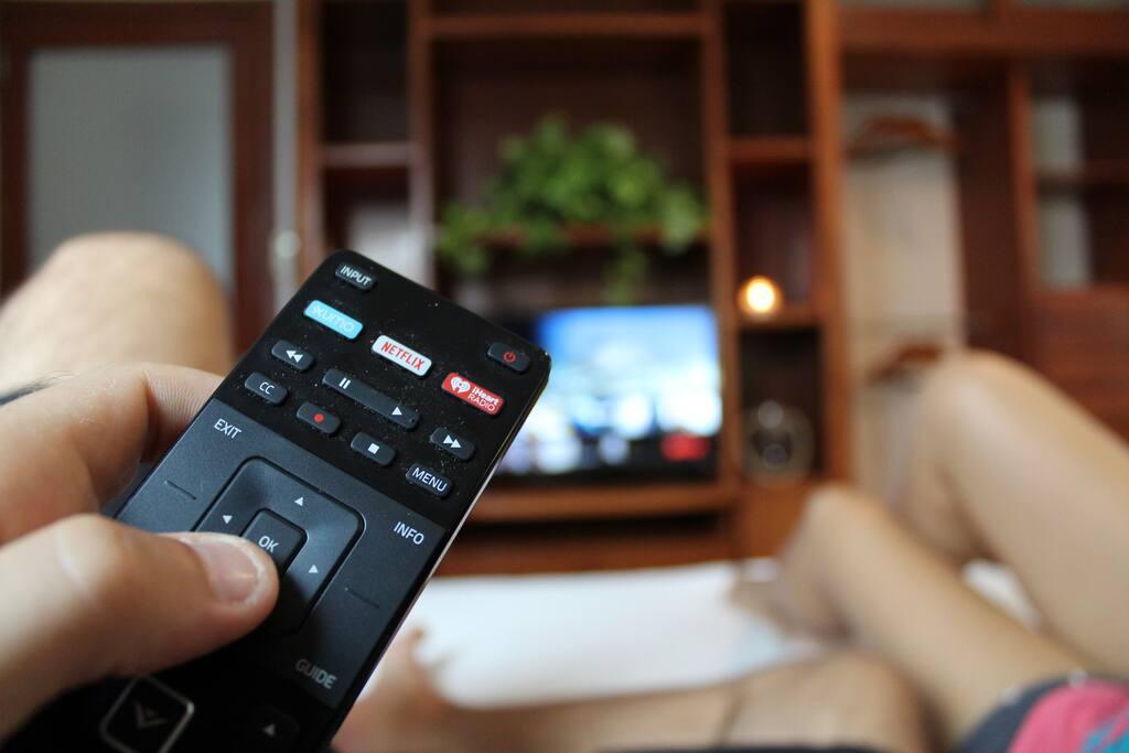 Habitaciones equipadas con Smart TV y Netflix