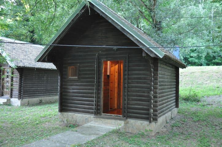 Chalets Čarda Šebešfok, Bezdan