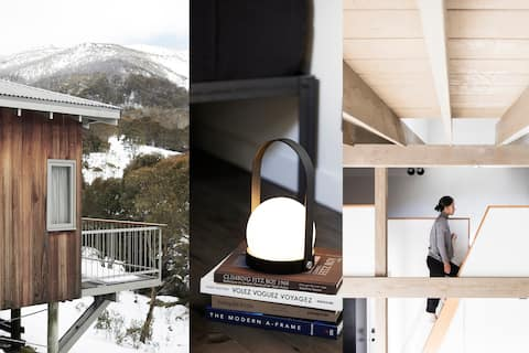 The Eastern Thredbo Village | Cedar Cabin