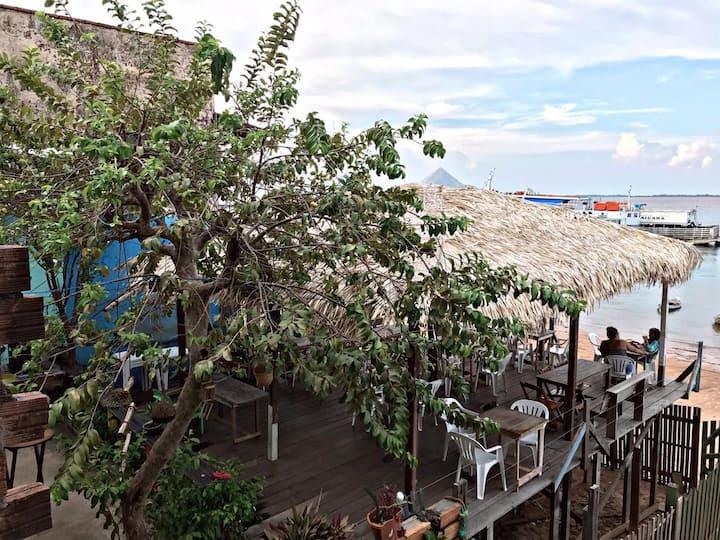 Casa do Pereco - Bela vista do Encontro das Águas