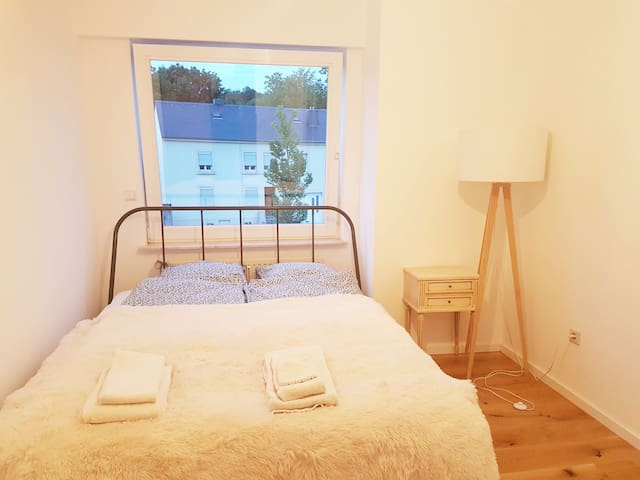 Cozy room with privat bathroom near Lux center