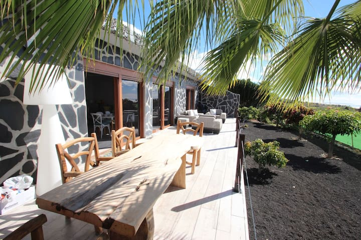 Casa Robinson, Finca Sanjuan, Playa San Juan - Santa Cruz de Tenerife - Hus
