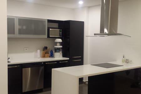 Best location private room in apartment Bogotá. - Bogotá - Apartamento