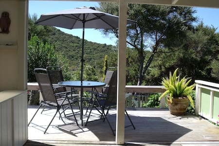 Private and Peaceful Tangaroa Lodge - Russell
