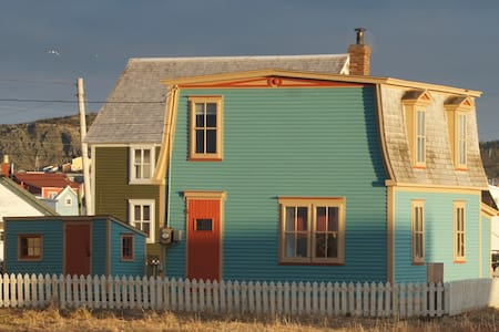 Charming 1896 Ocean View Room in Bonavista, NL