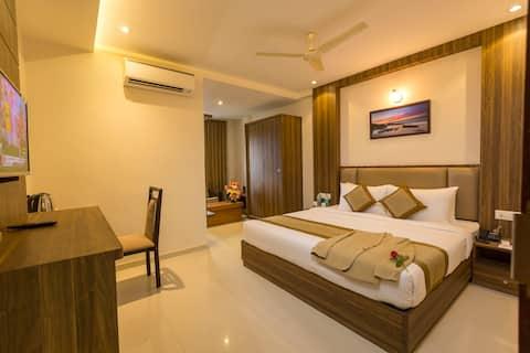 Deluxe Accommodation near Calicut Beach