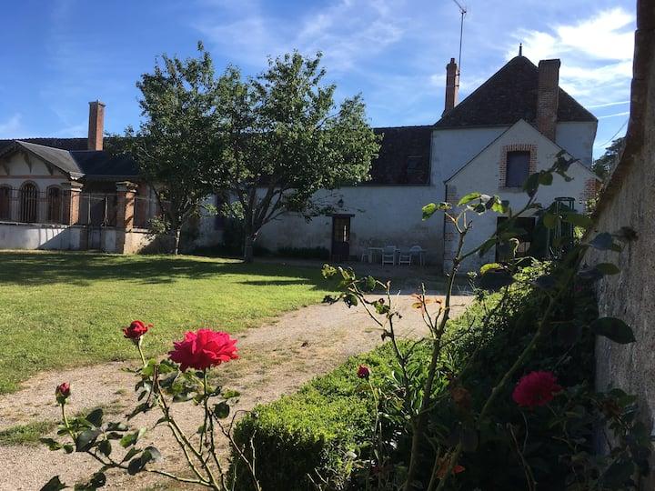 Très grand gite familial sologne/ val de Loire