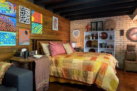 Spacious Studio in Leafy Chapel Hill - Chapel Hill - Rumah