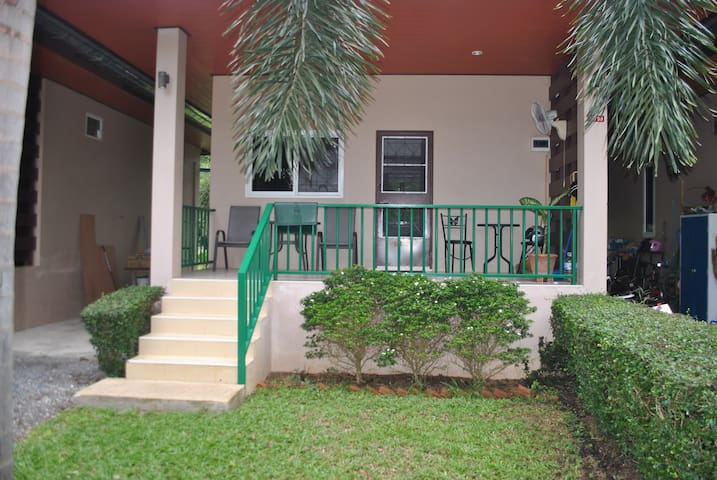 Rawai Phuket Thailand 1 Bedroom home, kitchen,